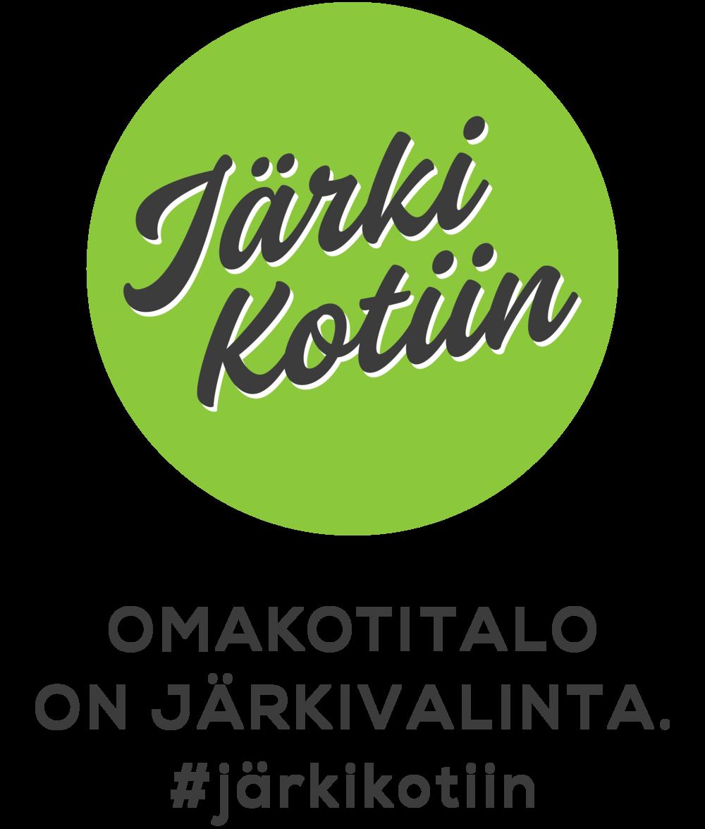 Jarki Kotiin logo tekstilla RGB