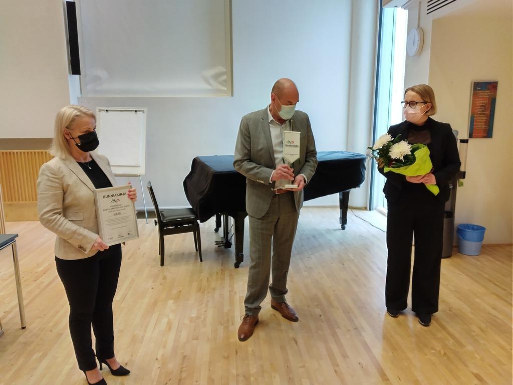 Oulu ja Lieto vuoden pientalomyönteisimmät kunnat 2021